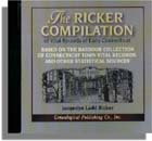 The Ricker Compilation of Connecticut Vital Records